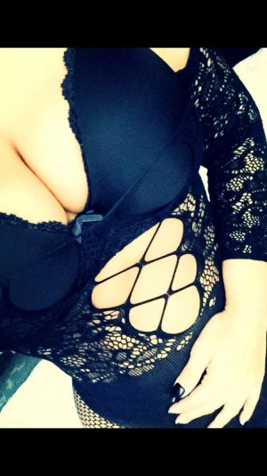 Anne-sarah incall escorts